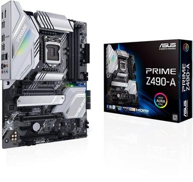 ASUS PRIME Z490-A ATX Emolevy