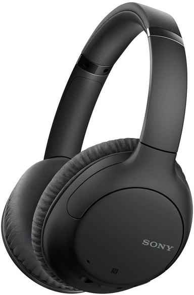Sony WH-CH710N trådlösa hörlurar med mikrofon Svart
