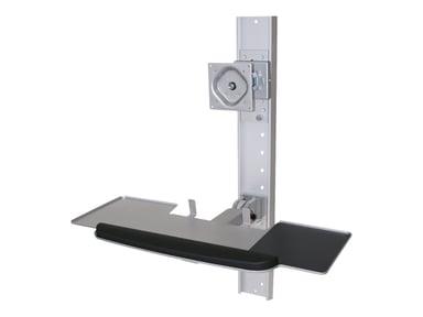 Kondator TermiFix Väggmonterad Tangentbord- Och Monitorkonsol