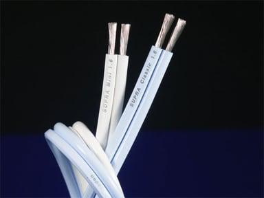 Jenving CLASSIC 1.6 MINI SPEAKER CABLE 20m Uisolert tråd Uisolert tråd