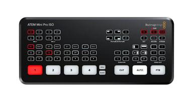 Blackmagic Design Atem Mini Pro ISO null