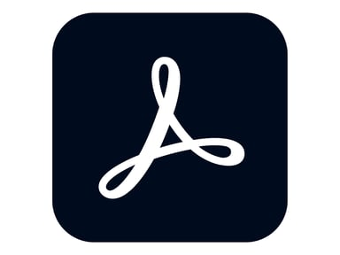 Adobe Acrobat Standard 2020 Licens