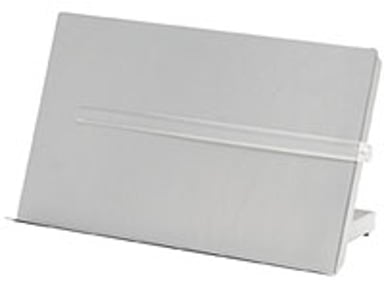 Matting Koncepthållare A3 Silver null