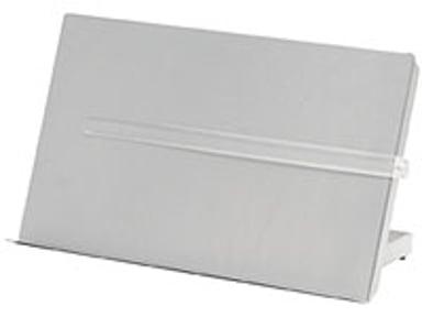 Matting Konceptholder A3 Sølv