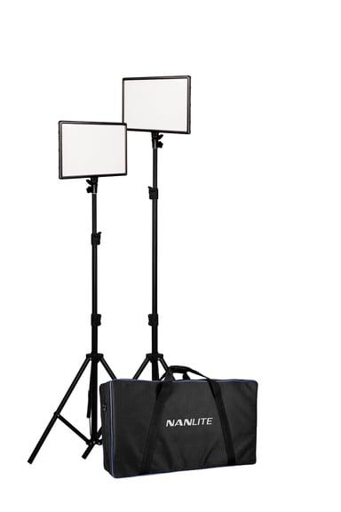 NANLITE Lumipad 25 LED 2 Light Kit