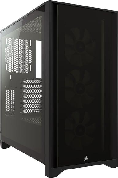 Corsair iCUE 4000X RGB Sort