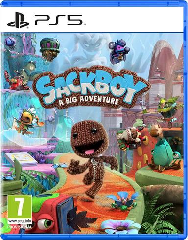 Sony Sackboy: A Big Adventure - PS5