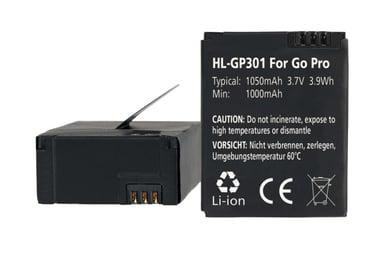 Hähnel Gopro HL-GP301 Battery