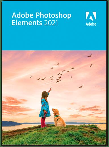 Adobe Photoshop Elements 2021 Windows Engelsk/Svensk ESD null