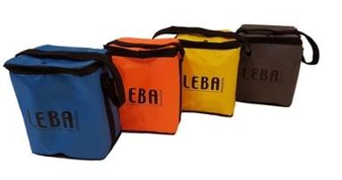 Leba Notebag sininen Carries 5 Tablets #FI