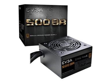 EVGA 500 BR 500W 80 PLUS Bronze