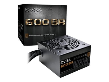 EVGA 600 BR 600W 80 PLUS Bronze