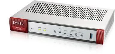 Zyxel ZyWALL ATP100 Firewall 10/100/1000 4xLAN/DMZ 1xWAN 1xSFP 1xUSB med 1 års Gold Security Pack