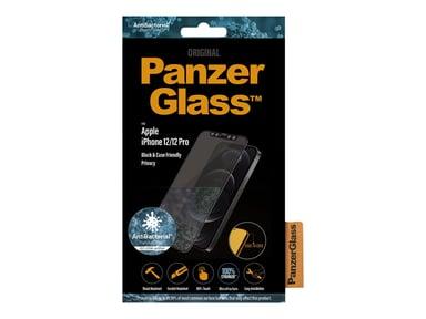 Panzerglass Privacy Black iPhone 12 iPhone 12 Pro