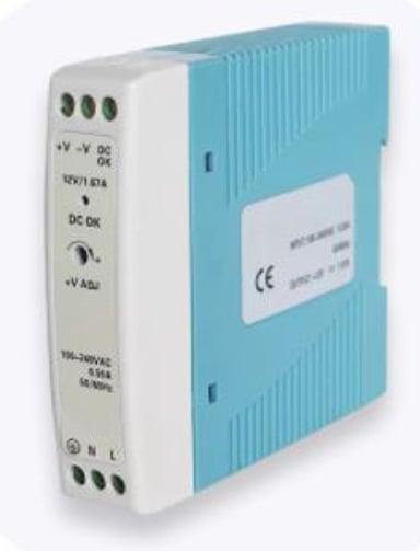 Teltonika DIN Power Supply 20W