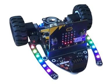 4-Tronix Bit:Bot XL Robot
