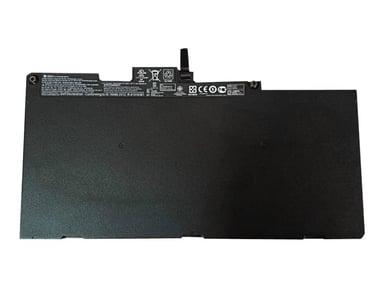 Coreparts Sylimikron akku (vastaavuus: HP T7B32AA, HP CS03XL) litiumpolymeeri 4100 mAh 46 Wh malleihin HP EliteBook 745 G4, 755 G4, 840 G3, 840 G4, 840r G4, 850 G4; ZBook 14u G4, 15u G3, 15u G4