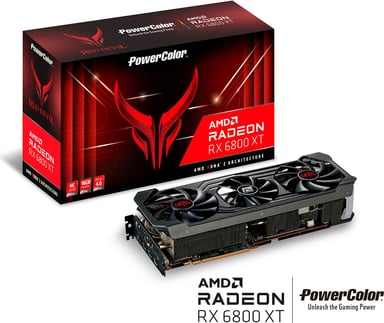Powercolor Radeon RX 6800 XT RED DEVIL 16GB