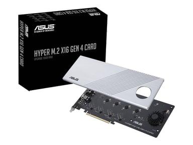 ASUS HYPER M.2 X16 GEN 4 CARD null