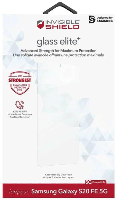Zagg InvisibleShield Glass Elite+ Samsung Galaxy S20 FE