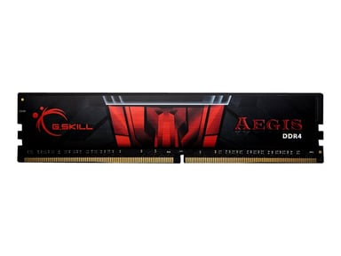 G.Skill AEGIS 8GB 8GB 3,200MHz DDR4 SDRAM DIMM 288-pin