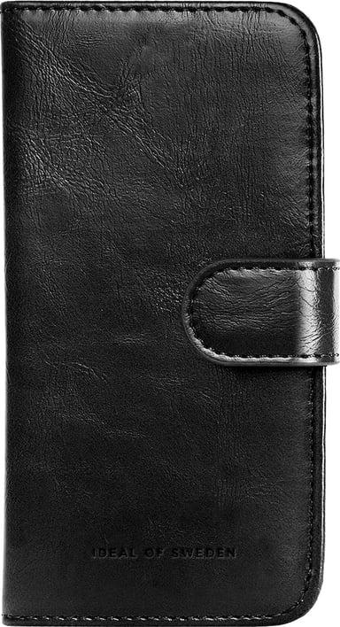 iDeal of Sweden Magnet Wallet+ Vikbart Fodral För Mobiltelefon iPhone 12 iPhone 12 Pro Svart