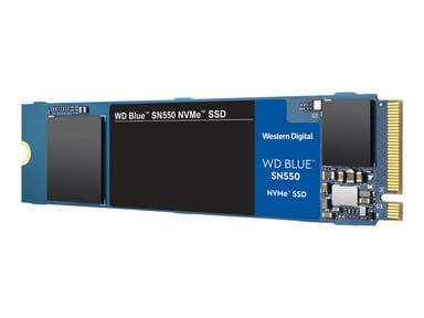 WD Blue SN550 2000GB M.2 2280 PCI Express 3.0 x4 (NVMe)