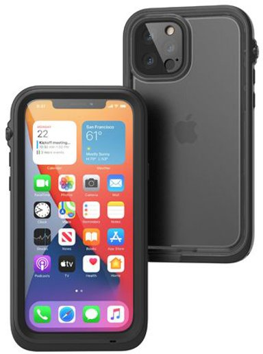 Catalyst Waterproof Case iPhone 12 Pro Mattsvart