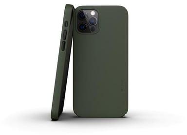 Nudient Thin Precise Case V3 iPhone 12 iPhone 12 Pro Grön