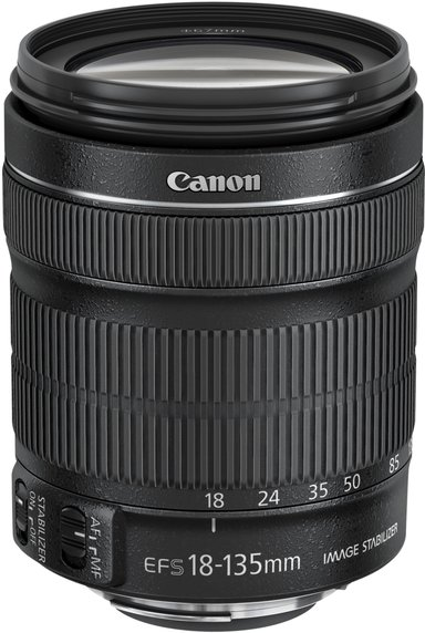 Canon EF-S 18-135/3,5-5,6 IS STM