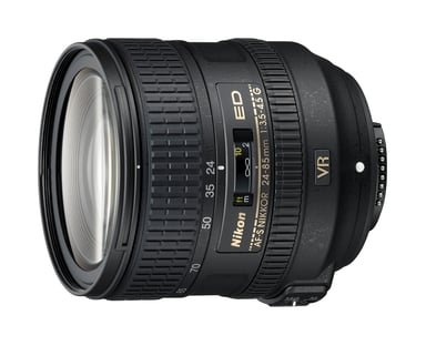 Nikon Nikkor AF-S zoom-objektiivi