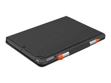 Logitech Slim Folio For Ipad 7Th Gen - Graphite #Demo