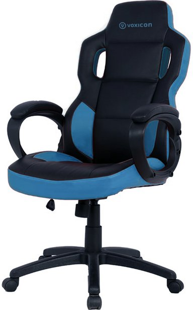 Voxicon Chair Gaming Black/Blue