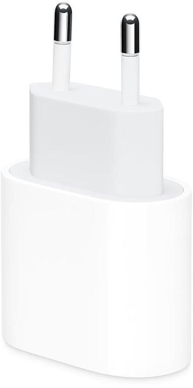 Apple 20 watt USB-C strømadapter