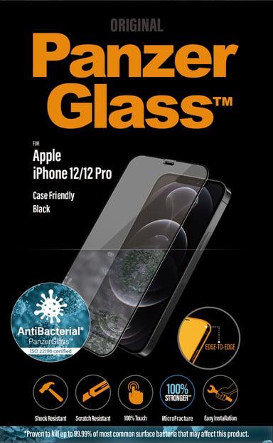 Panzerglass Case Friendly iPhone 12 iPhone 12 Pro