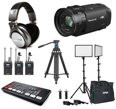 Panasonic Streaming Kit - Office