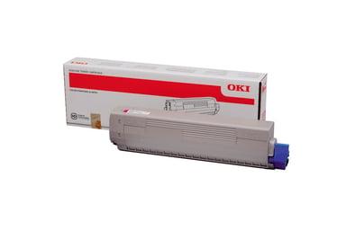 OKI Toner Magenta 10k - C831