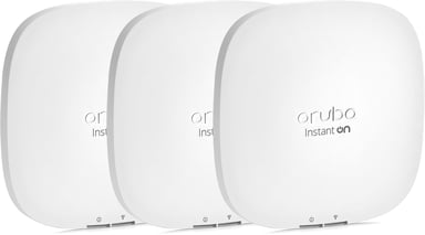 Aruba Instant On AP22 WiFi 6 3-Pack