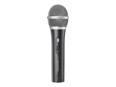 Audio-Technica ATR 2100x-USB Cardioid Dynamic USB/XLR Microphone Zwart