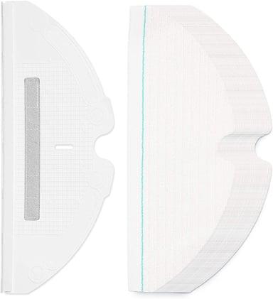 Roborock Moppdukar engångs för E4, S5, S6, S5 Max, S6 Pure och S6 MaxV 30-pack