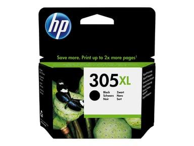 HP Blæk Sort 305XL 4ml