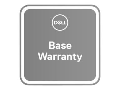 Dell Päivitä tästä 1 Vuosi Basic Onsite mihin 3 Vuotta Basic Onsite