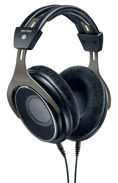 Shure Srh1840 Headphones #Demo null