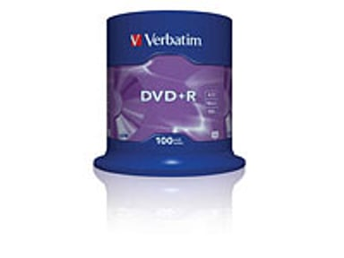 Verbatim 100 x DVD+R