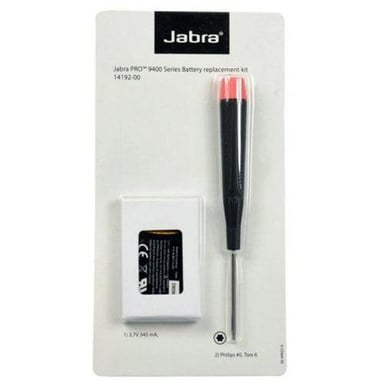 Jabra Headset-batteri