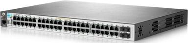 Aruba 2530 48xGbit, SFP PoE+ 382W Web-mgd Switch