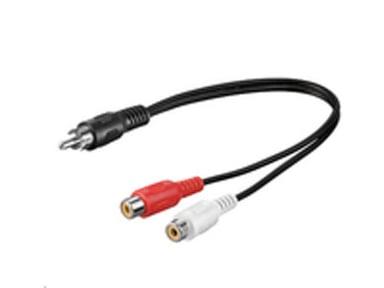 Microconnect RCA - 2xRCA m - F 0.2m RCA Hann RCA Hunn
