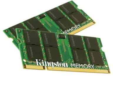 Kingston Valueram 16GB 16GB 1,600MHz DDR3 SDRAM SO DIMM 204-pin
