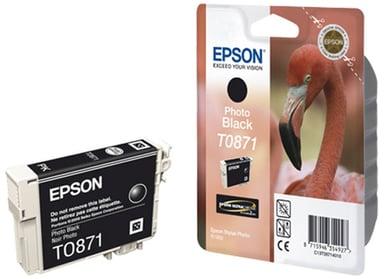 Epson Bläck Foto Svart T0871 - R1900