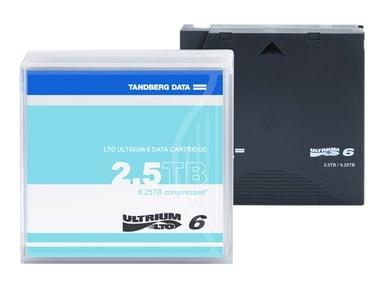 Tandberg LTO Ultrium x 1 LTO Ultrium 6.25TB 1st